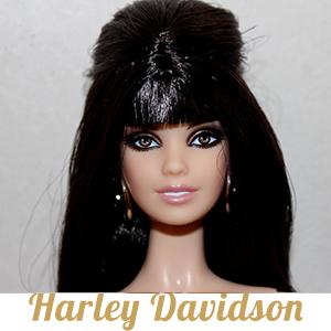 Barbie Collection Harley Davidson