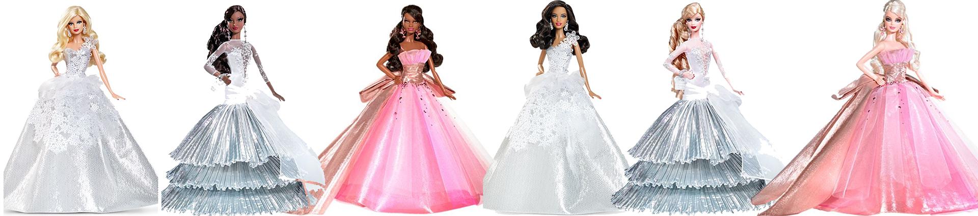 Barbie Holiday Anniversary