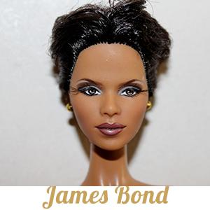 Barbie Collection James Bond