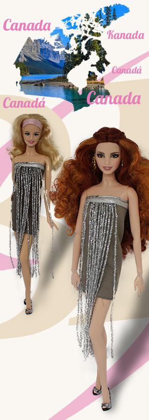 Barbie Monde Canada