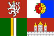 Drapeau Jihočeský