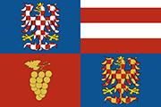 Drapeau Jihomoravský